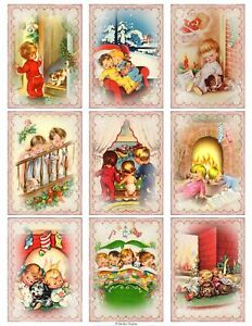 Night-Before-Christmas-Glossy-Finish-Card-Making-Topper-Crafts