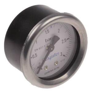 MAGISTER Manometer für Dampf 0-3bar für Espressomaschine - Dessau-Rosslau, Deutschland - MAGISTER Manometer für Dampf 0-3bar für Espressomaschine - Dessau-Rosslau, Deutschland