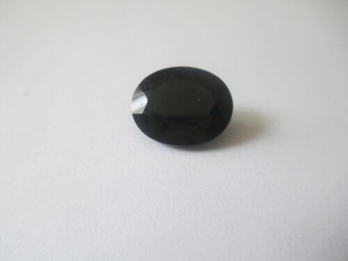 2.67ct Loose Oval Genuine Black Onyx 9 x 7mm