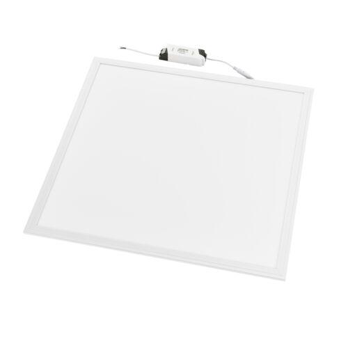 lux.pro HI-POWER LED PANEL 62x62cm 2800lm 40W WARM WEIß ULTRASLIM 40 Watt