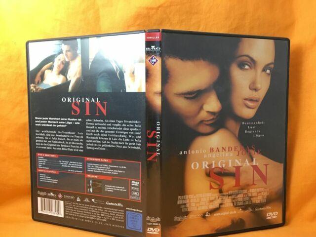 DVD > Original Sin < gebraucht sehr gut
