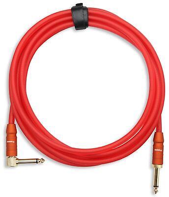 C/âble instrument-jack//standard-prise jack 6,3 mm 3 m//jack coud/ée /à 90/°