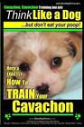 Cavachon, Cavachon Training AAA Akc - Think Like a Dog, But Don't Eat Your Poop!: Here's Exactly How to Train Your Cavachon by MR Paul Allen Pearce (Paperback / softback, 2014)