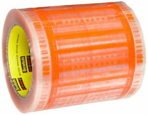 "Packing List Self-sealing Polypropylene 5/"" X 6/"" 3m Scotch Pouch Tape"