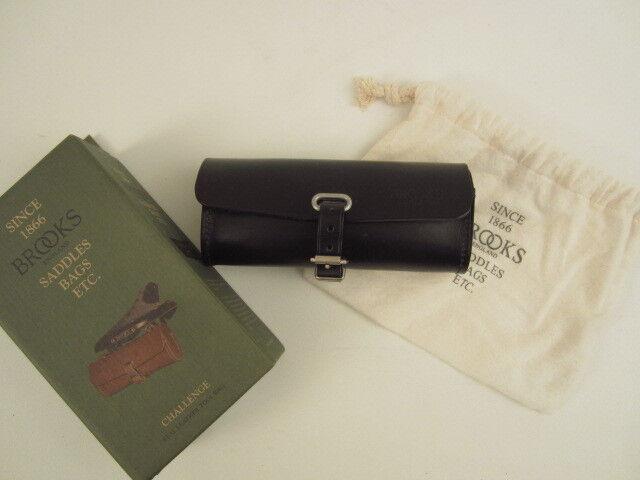 Brooks desafían bolso silla bolso herramienta bolso cuero negro silla de montar de la herramienta