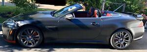 2015 Jaguar XKRS Convertible