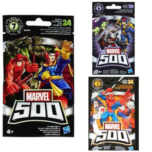 Marvel 500 Micro Series LOT OF 3