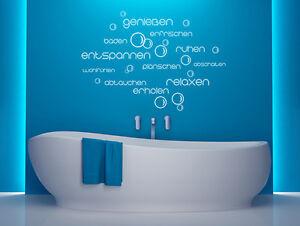 wandtattoo badezimmer spr che wortwolke wellness nr 1. Black Bedroom Furniture Sets. Home Design Ideas