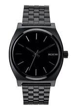 New Nixon Time Teller Watch All Black