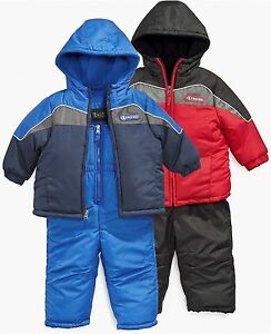 2 Piece Ixtreme Snowsuit With Snowbibs Amp Coat Size 12