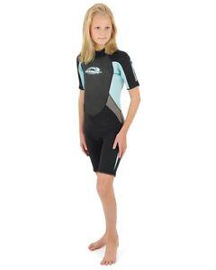 77669c1b4d Osprey Boys   Girls Shorty Wetsuit Wet Suit Kids Childs Short legs ...