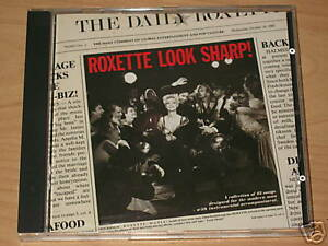 ROXETTE-LOOK-SHARP-CD-ALBUM