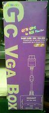 GameCube Nintendo 64 SNES VGA box nuovo