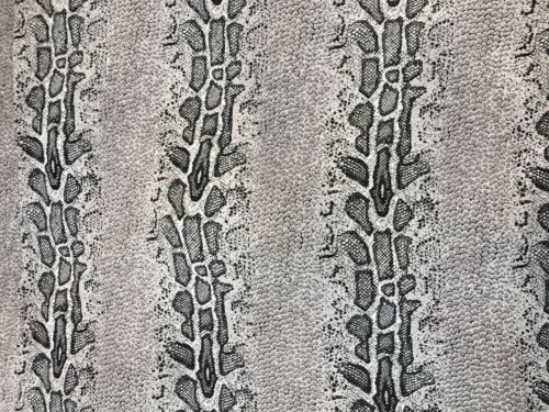 Snake Skin Cotton Viscose Jersey Dress Fabric Sold By Meter 150 Cm