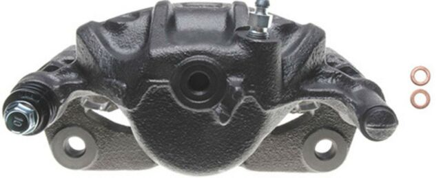 ACDelco 18FR863 Front Left Rebuilt Brake Caliper With Hardware