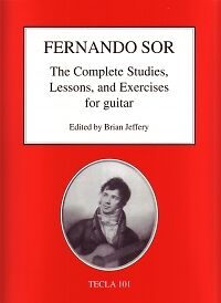 Lessons & Exercises Guitar Guitar Musical Instruments & Gear Sor Complete Studies