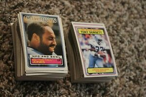 1983-Topps-Football-Finish-Your-Set-You-Choose-Pick-NFL-Stars-Rookies