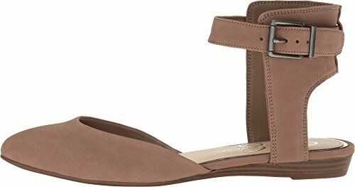 Jessica Simpson Loranda Damenschuhe Ankle Strap Flats Beige- Pick SZ/Farbe.