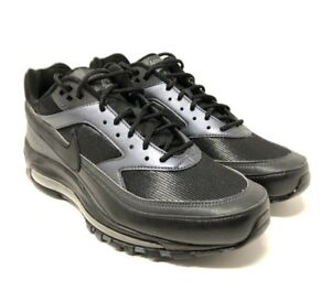 659343993758a Image is loading Nike-Air-Max-97-BW-Black-Black-AO2406-