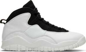 competitive price 91fcd 48147 Details about MEN'S JORDAN RETRO 10 IM BACK (SUMMIT/WHITE) 310805