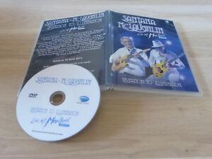 Santana-Mclaughlin-Live-IN-Montreux-Raro-French-Promocion-DVD