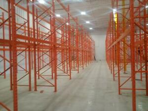 Industrial Shelving - Pallet Racking - Guardrail - Mezzanine - Cantilever - Wire Partition Windsor Region Ontario Preview