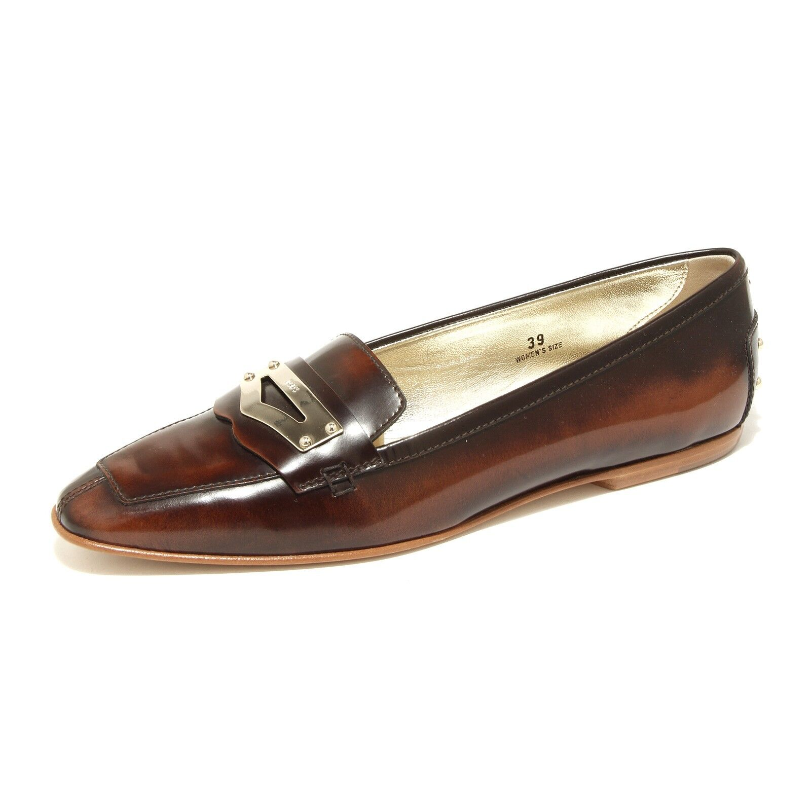 43109 ballerina mocassino TOD 'S scarpa donna loafer shoes Donna