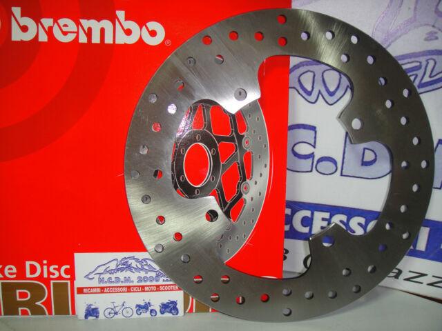 Disco Freno Brembo Trasero Husqvarna 250 Cr 2005 2006 2007 2008 68B40789