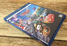 Cars 2 Two Blu-ray/DVD 2011 5-Disc Set NO Digital Copy 3D Disney Pixar