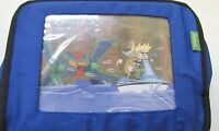 Animated Lit Lunch Box (johnny Test Sea Battle)