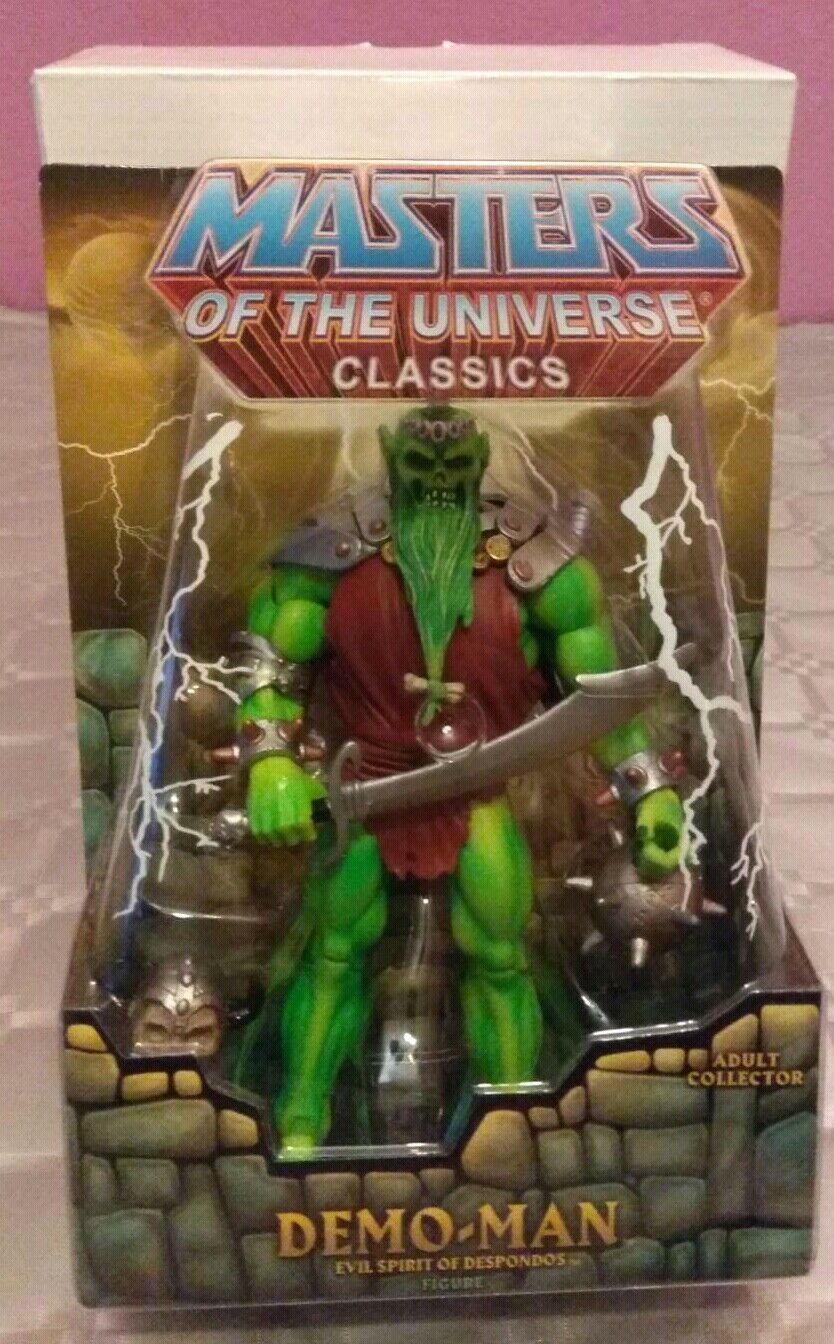 Masters of the universe classics DEMO-MAN Motuc