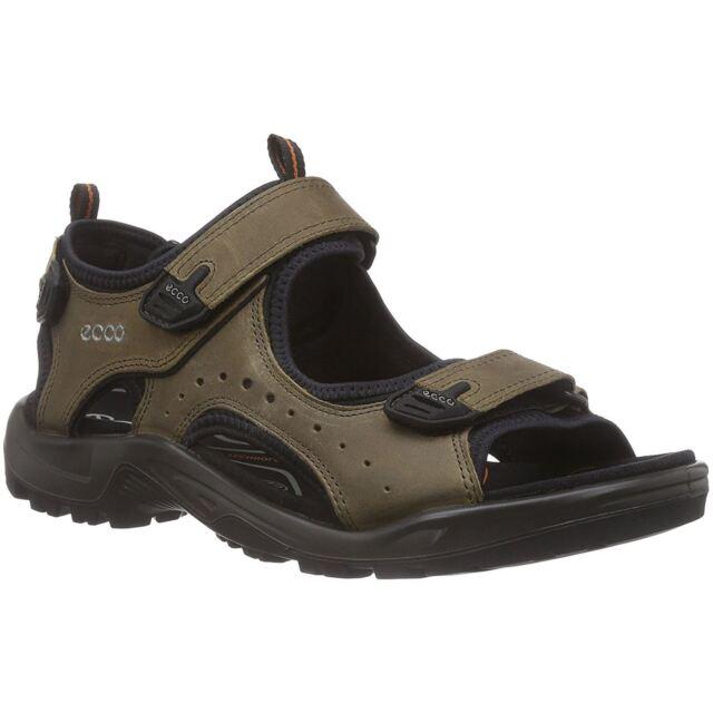a352e234ea62 Ecco Offroad Navajo Brown Mens Nubuck Strappy Outdoors Activity Sport  Sandals
