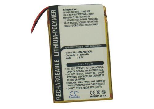 Batería de Li-Polymer Para Palm Tungsten Tx New Premium calidad