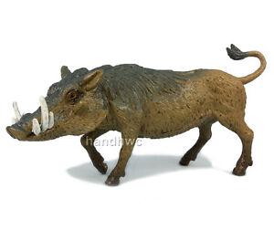 AAA-55047-Warthog-Wild-Boar-Model-Toy-Hog-Figurine-Replica-NIP