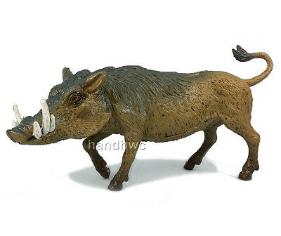 AAA 55047 Warthog Wild Boar Model Toy Hog Figurine Replica - NIP