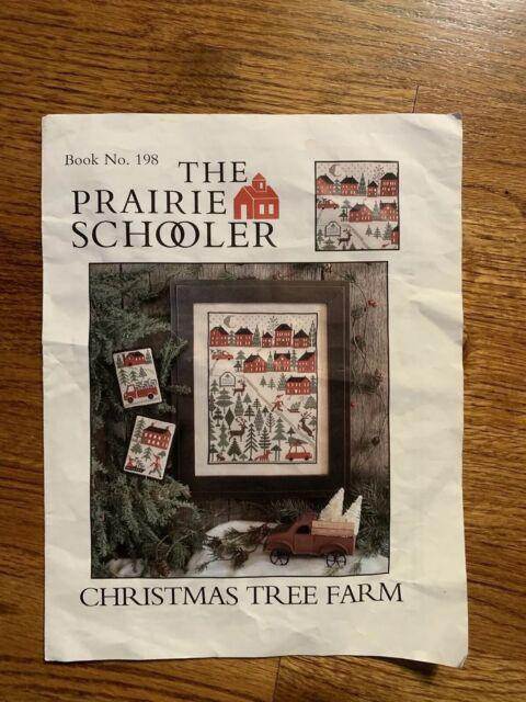 Halloween The Prairie Schooler Counted Cross Stitch Charts Original Choose New