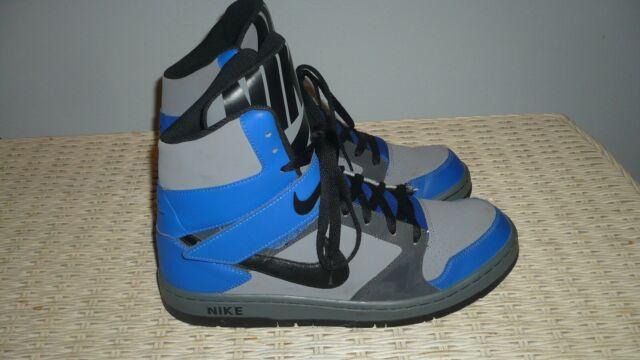 Nike Super High Strap Basketball Shoes