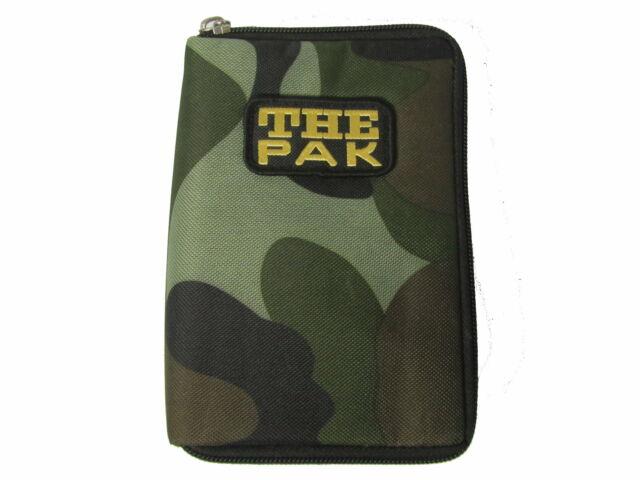 "navy Karella Darttasche Dart Tasche Etui /""The Pak/"" camo"