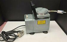 Gast Model Dol 101 Aa Oil Less Compressor