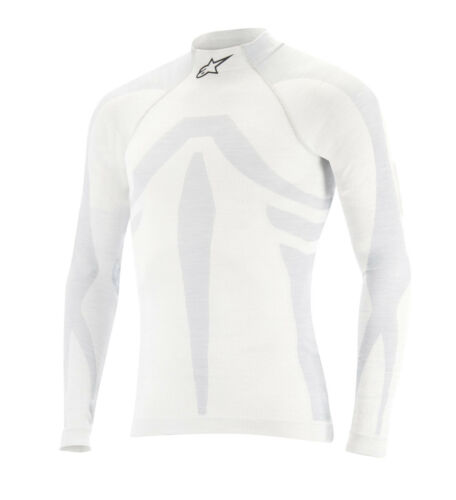 4755016 Alpinestars ZX EVO LS TOP Long Sleeve Fireproof Racing Underwear FIA