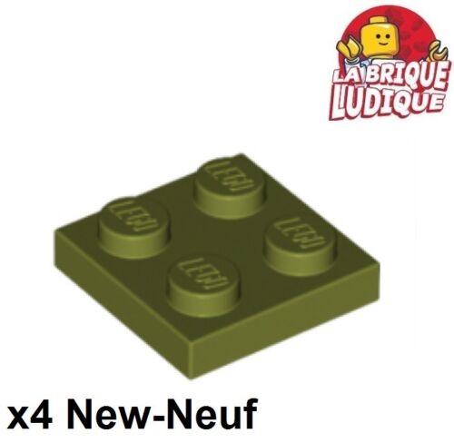 Lego Plate Flat 2x2 choose Colour 3022 New