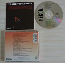 RARE VERSION CD ALBUM JAZZ THE BEST OF PETE FOUNTAIN 22 TITRES 1972