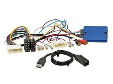 LFB Adapter Lenkrad Anbindung Radio für Nissan X-Trail T32 ab 2014 JVC