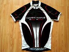 Northwave Race Series Full Zipp Cycling Jersey/ Kurzarm Radtrikot Gr.: L