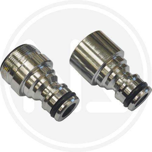 Aeratore rompigetto per rubinetti  innesto rapido MAURER femmina  f22 98022