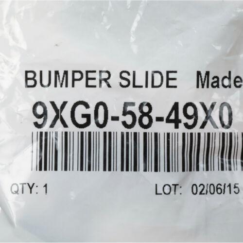 9XG0-58-49X0 2005-2006 Mazda Tribute Bumper Cover Retainer Clip OEM NEW