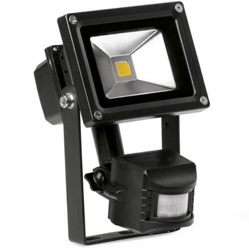 Aurora Enlite Helius PIR LED Floodlight IP65 10W 30W 50W 4000K