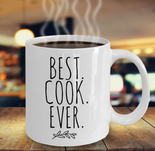 Cook Gifts Cook Mug Best Cook Ever Gift for Cooks Wife Good Cook