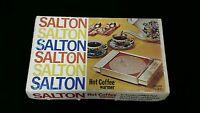 Vintage Salton Tabletop Hot Coffee Warmer Hot Plate Model H-900