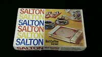 Vintage Salton Tabletop Hot Coffee Warmer Hot Plate Model H-900